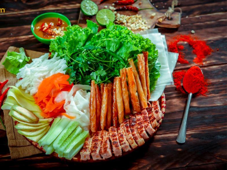 Nem nướng ngon Cam Ranh