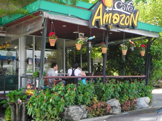 Amazon Coffee & Bar