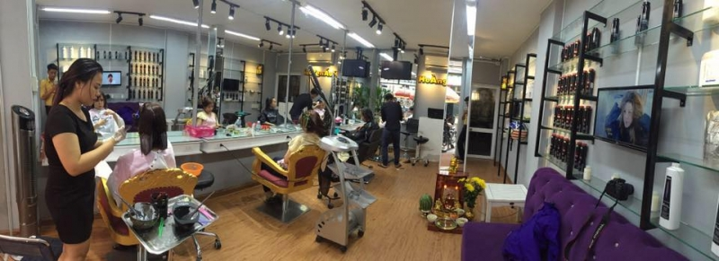 Kết quả hình ảnh cho HoÀng Toni Hairsalon