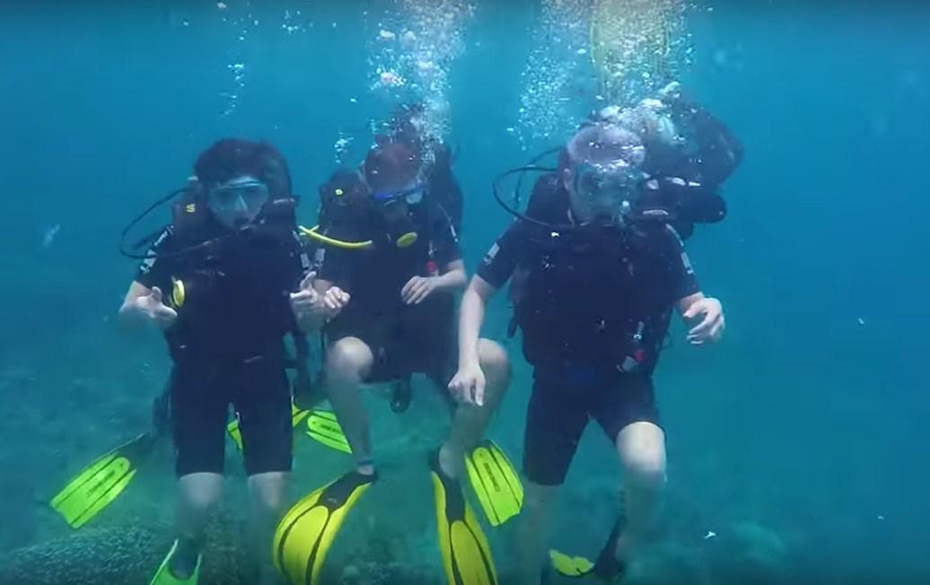 Kinh nghiệm lặn ngắm san hô ở đảo hòn Mun Nha Trang